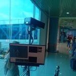 Bandara SMB II cegah Virus Corona