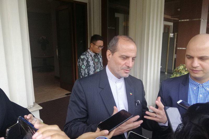 Dubes iran untuk indonesia