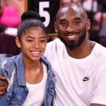 Kobe bryant dan putrinya Gianna Maria Onore Bryant