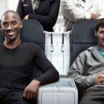 Lionel Messi dan Kobe Bryant