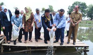 Menteri KKP Hari Peduli Perikanan Perairan Darat