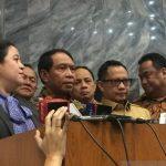 Rapat DPR RI persiapan PON XX Papua