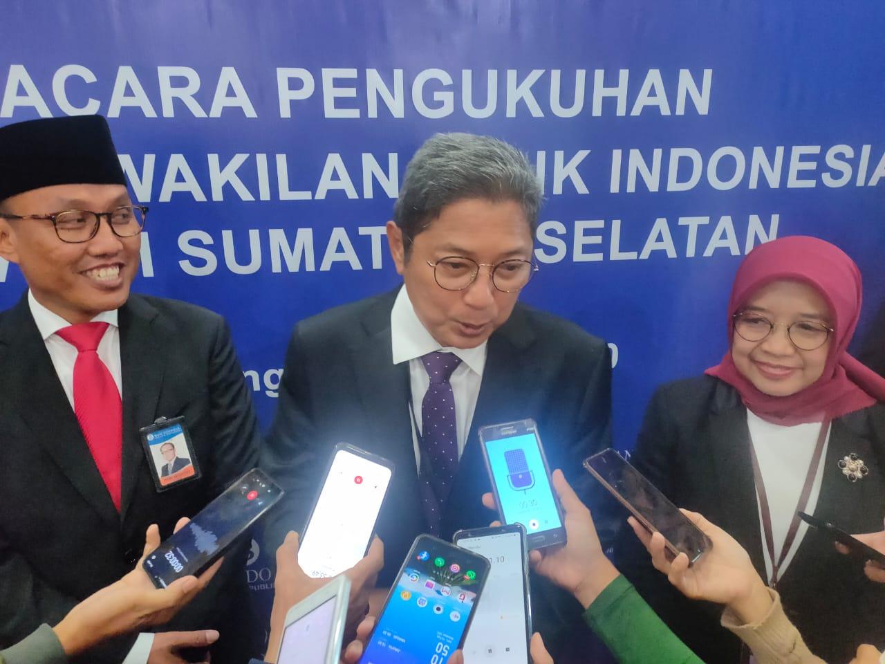 Deputi Gubernur Bank indonesia Erwin Rijanto