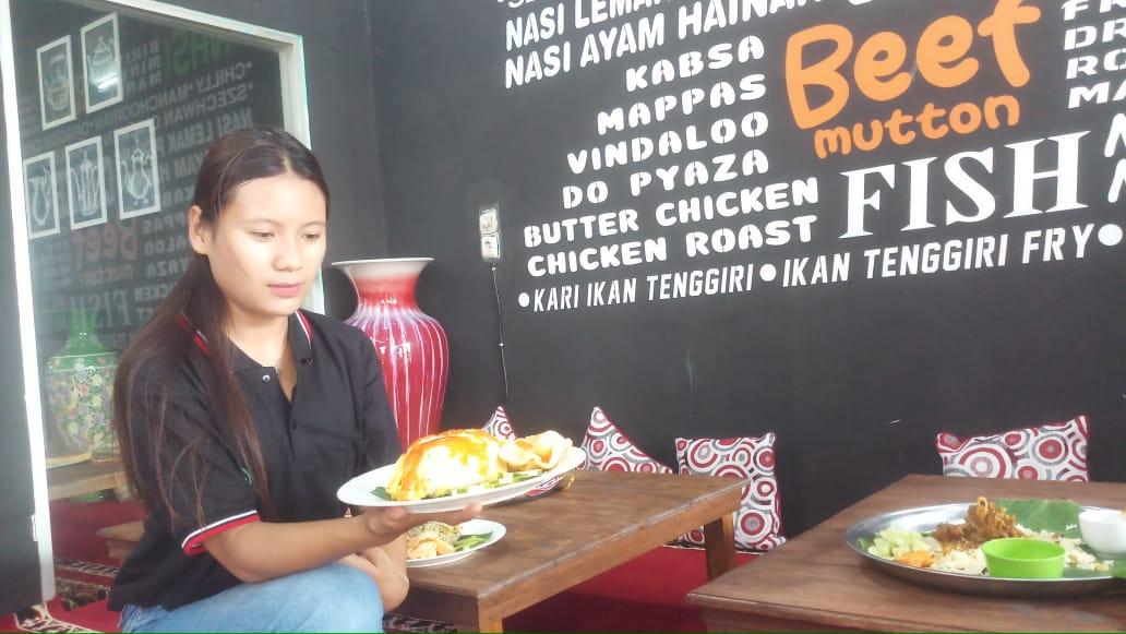 cafe Tajmahal Radial Palembang