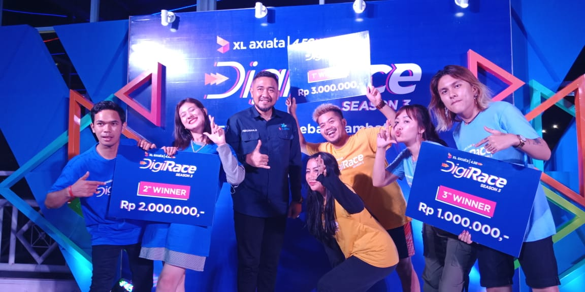Digirace XL axiata