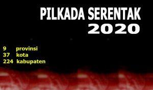 Ilustrasi - Pilkada Serentak 2020. ANTARA/Kliwon
